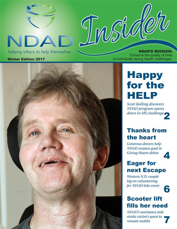 NDAD Winter 2017 Insider