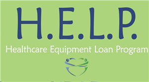 NDAD's Healthcare Equipment Loan Program by appointment only
