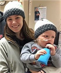 Fundraising effort underway for Minot-born child with leukemia